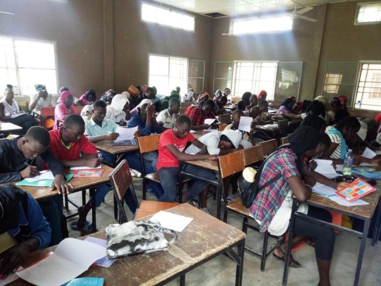 """""""Le diagnostic du système éducatif relève des nombreuses faiblesses…"""" Aboubakar A. Tchoroma"""