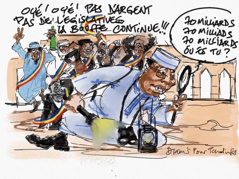 Tchad : Les élections législatives et communales se préparent
