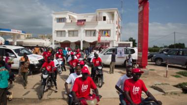 La Campagne Léo de UBA Tchad prend d'assaut la ville de N'Djaména