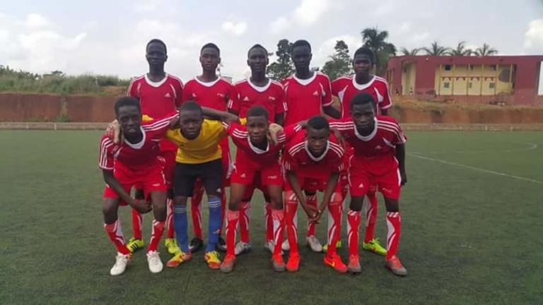Football : Les Sao U17 sont à Malabo