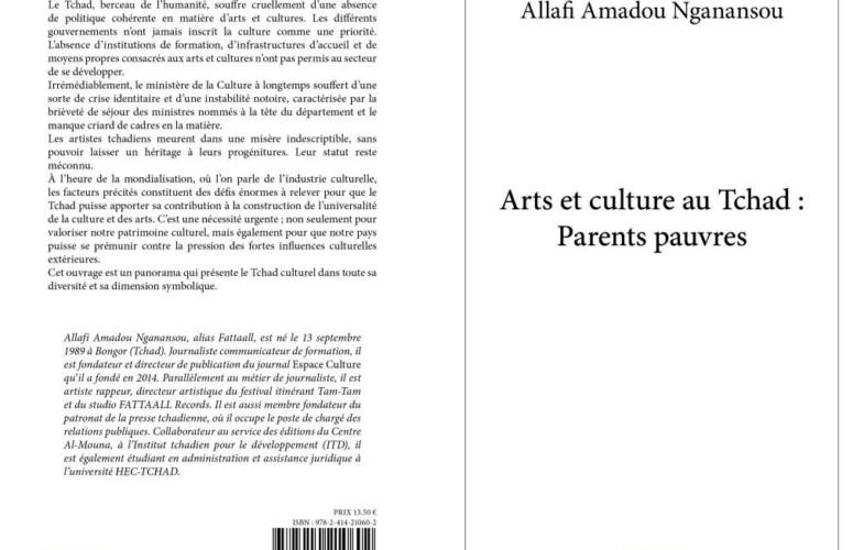 Culture : un nouveau livre pour booster l'évolution des  « Arts et culture au Tchad »