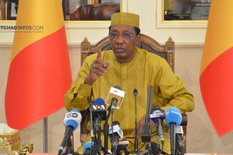Journée de la CEMAC : « la stabilité et la paix doivent être au centre des préoccupations », Idriss Deby Itno