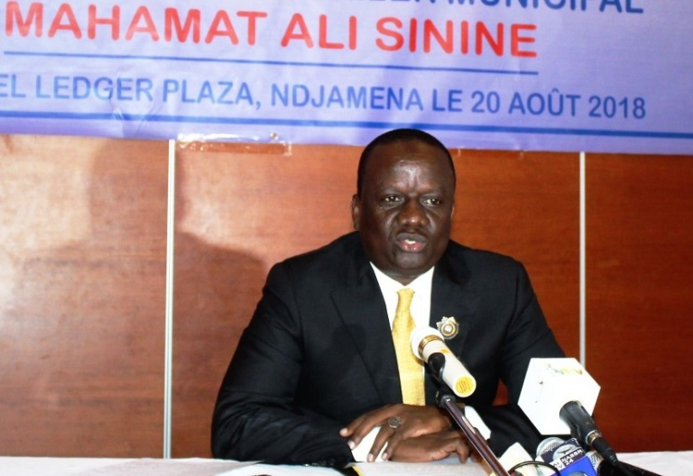 Tchad: Mahamat Ali Sinine vulgarise les acquis du forum national inclusif