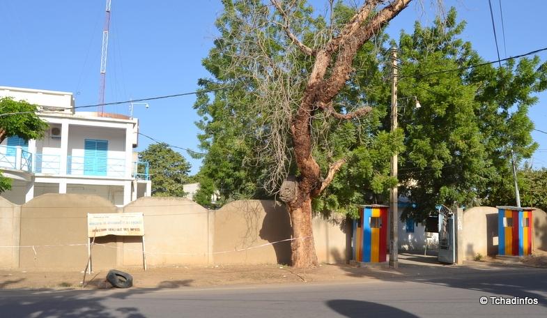 Tchad : la justice ordonne l'annulation de la décision de l'IGF suspendant  80 agents des Impôts