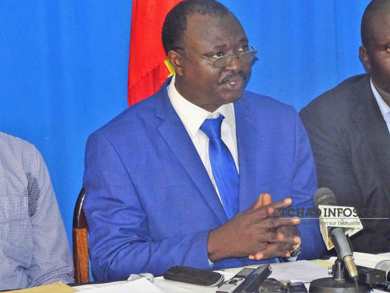 Tchad: «on reconnait le vrai maçon au pied du mur», Djékombé François