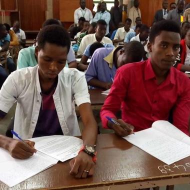 Tchad : 15 136 candidats composent le concours d'entrée aux lycées techniques