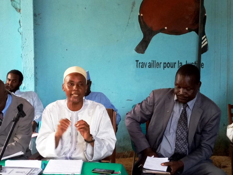 Politique : le FONAC rejette l'ordonnance portant Charte des partis politiques