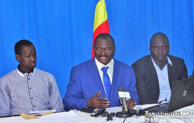 Tchad : François Djékombé lance l'Union Sacrée Pour la République (USRP)