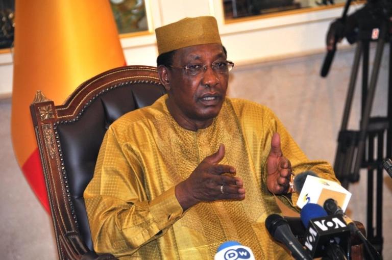 Tchad : Deby justifie l'intervention de l'armée française au Tchad par le désordre libyen