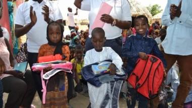 Education : Tchad Helping Hands lance la 2ème édition de « La rentrée solidaire en faveur des enfants défavorisés »