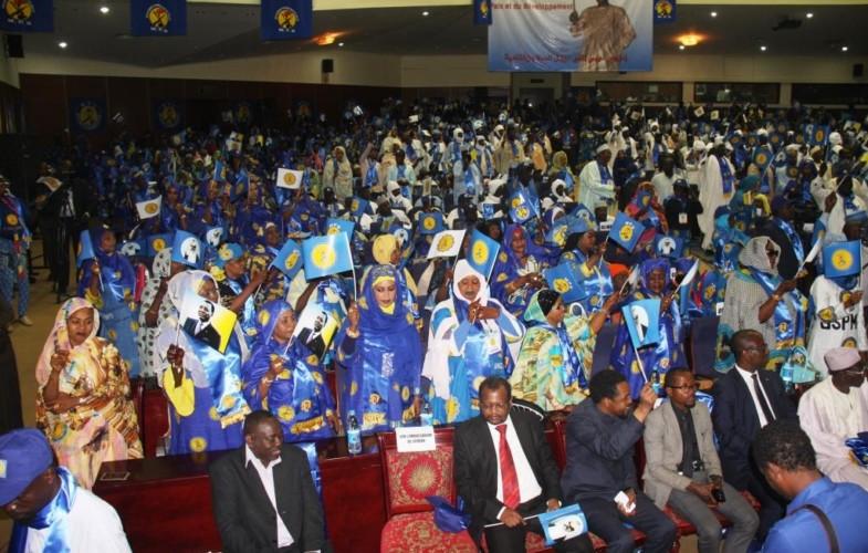 Tchad : Voici la liste des membres chargés de l'organisation des bureaux de soutien du MPS