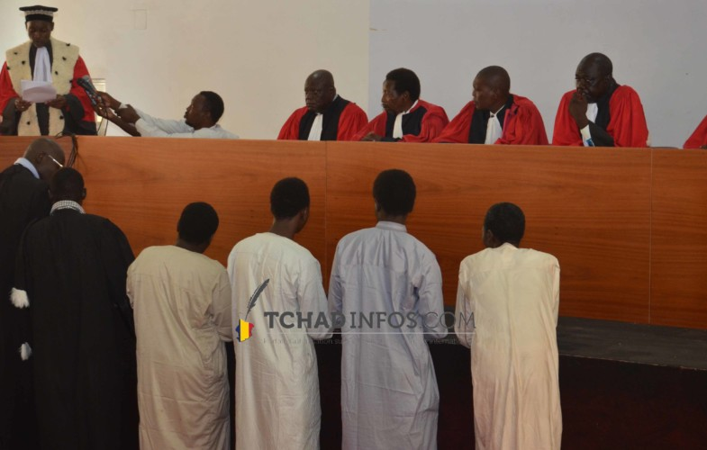 Tchad/Justice : quatre prévenus condamnés à mort pour l'assassinat d'une chinoise