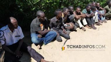 Sécurité: 26 présumés malfrats dont un faux policier de la BCR appréhendés à N'Djamena
