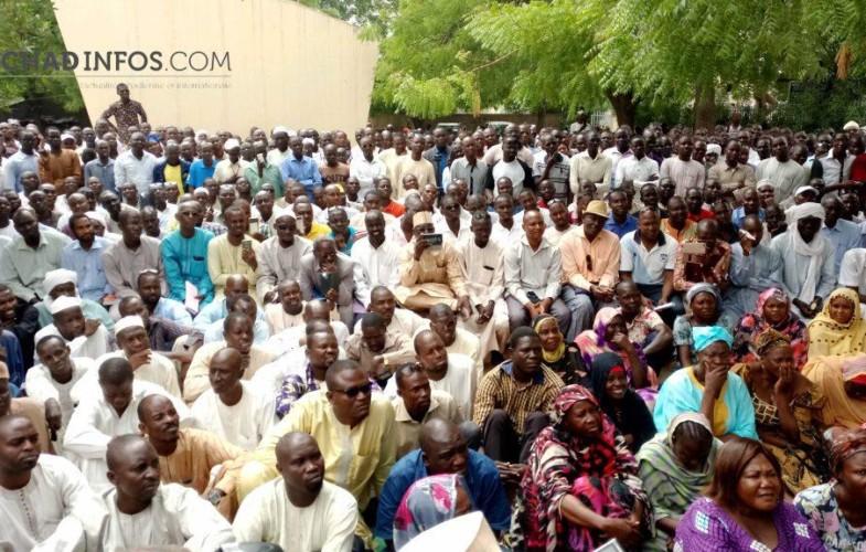 Tchad: Deby rassure les travailleurs que l'accord signé avec le gouvernement sera respecté