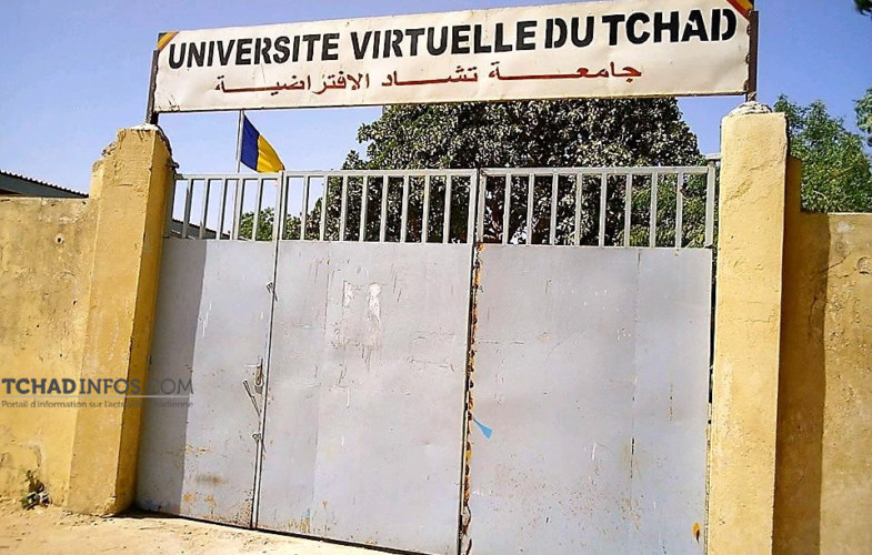 Education : vers la fin de l'Université virtuelle du Tchad ?