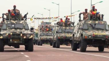 Fête de l'indépendance : les Tchadiens renouent avec un défilé militaire d'envergure