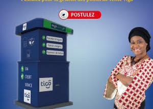 Tigo Tchad : 200 points de vente créés  pour encourager l'auto-emploi des jeunes tchadiens