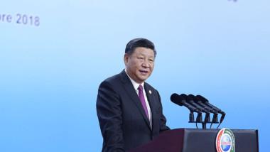 Chine – Afrique : Xi Jinping appelle à la construction d'une communauté de destin plus étroite
