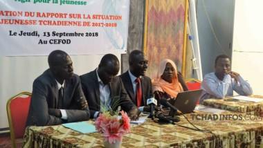 Tchad : le CAMOJET s'inquiète de la situation de la jeunesse tchadienne