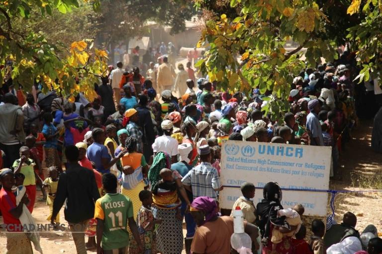 L'afflux des réfugiés centrafricains, une menace pour le Tchad ? (1/3)