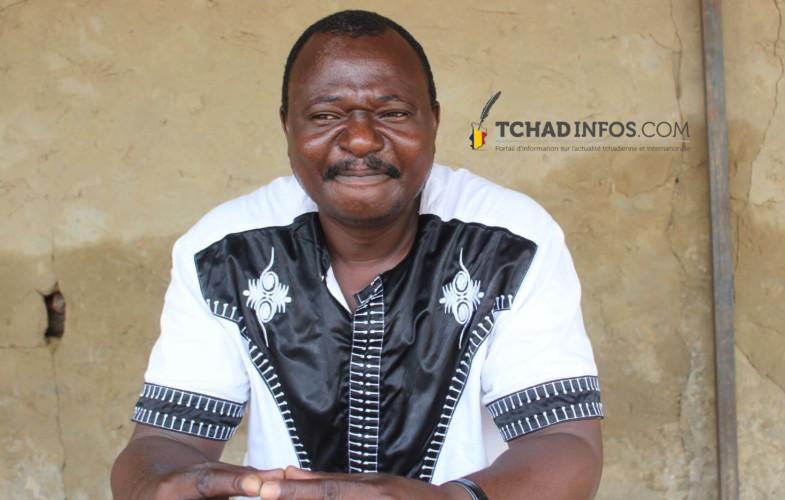 Tchad : « ce n'est pas le travail de l'opposition de demander à la Céni de repousser les élections», Djekombé François