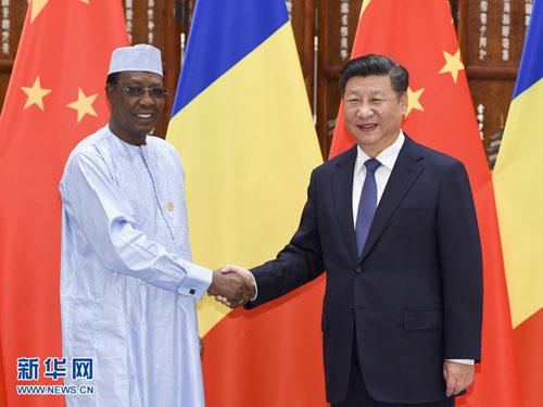 Forum sino-africaine : Idriss Deby fait la cour aux investisseurs chinois