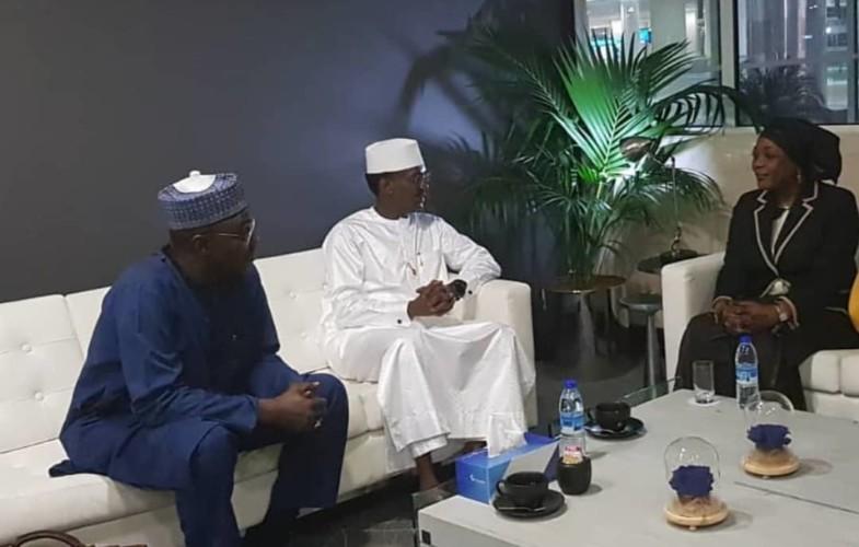 Diplomatie : N'Djamena et Dubaï renforcent leurs liens