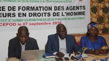 Tchad : l'ADHET contre-attaque le rapport d'Amnesty sur la situation des droits humains