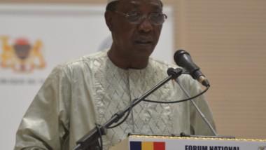 Tchad : Déby demande à la jeunesse de « tracer son chemin de l'avenir »