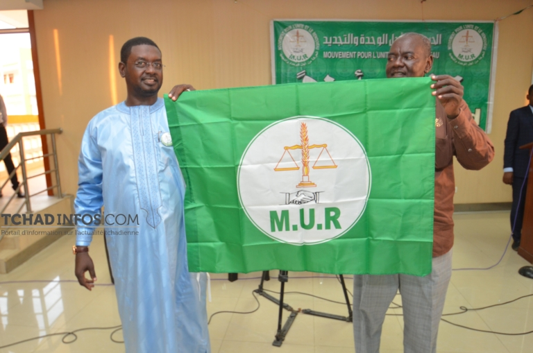 Tchad : le parti FAR/PD rejoint les rangs du MUR