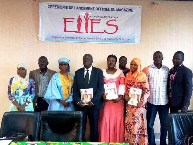 Médias : « Elles », la touche féminine dans la presse tchadienne