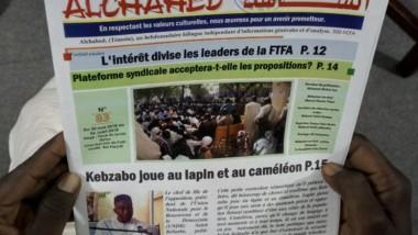 Tchad : le DP du journal Alchahed dénonce la pression des pays étrangers sur la HAMA