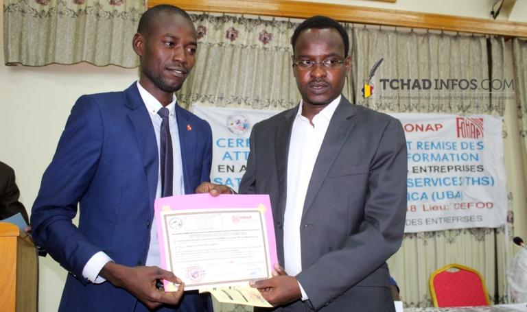 Tchad : clôture de la formation en anglais financée par le FONAP