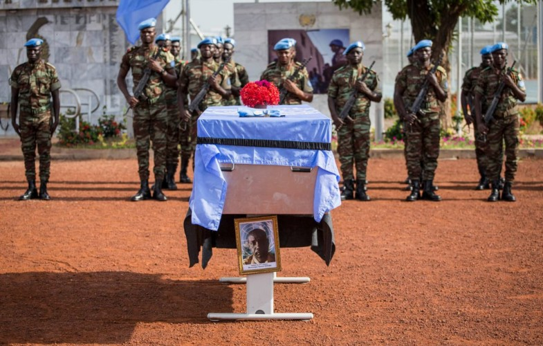 Attaque au Mali : AQMI revendique la mort des 10 casques bleus tchadiens