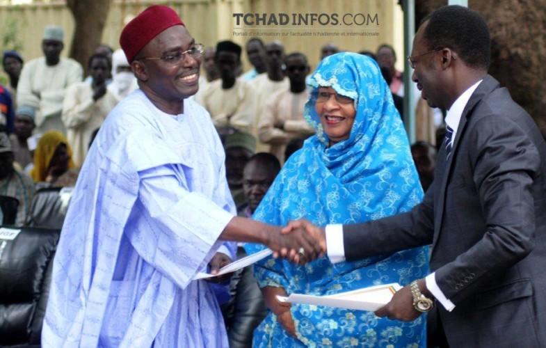 Tchad : Allali Mahamat Abakar, installé dans ses nouvelles fonctions