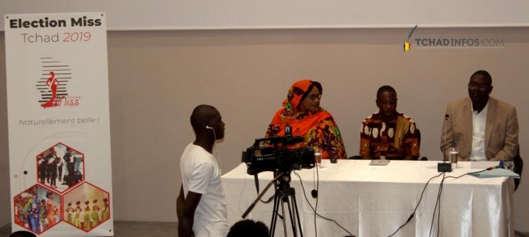 Journée sportive : la Miss Tchad 2019 réussit son pari