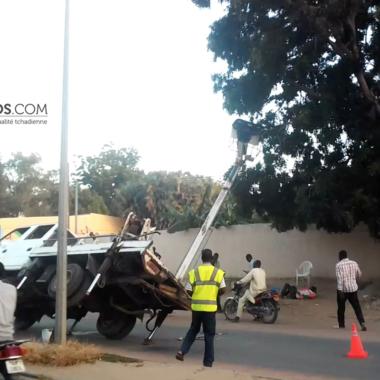 Accident de travail : deux agents de la voirie font une chute libre de 10 mètres