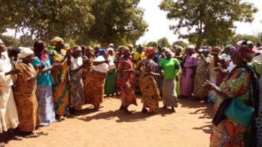 Tchad : CARE  célèbre la journée mondiale de la femme rurale avec les retournés tchadiens de la RCA