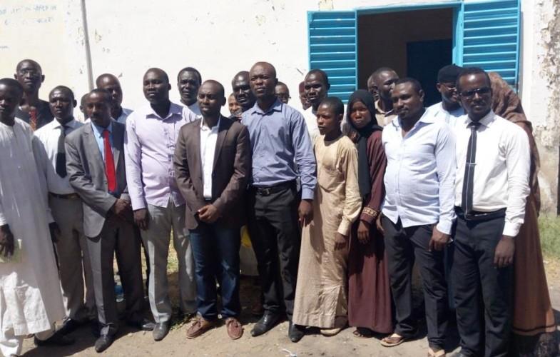 Tchad : enfin le nouveau bureau du CNCJ installé