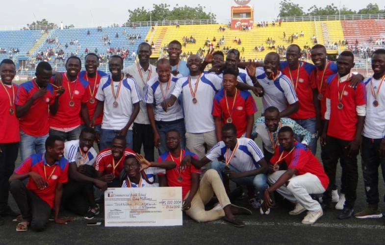 Tchad: Elect sport sacré champion national