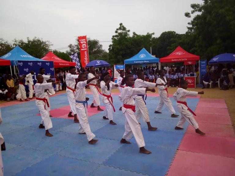 Tchad : Trois jours de championnat de Taekwondo organisé par la Ligue de N'Djaména