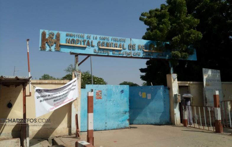 Santé : la grève à l'hôpital général de référence nationale avortée