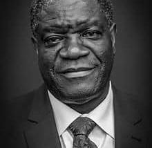 Afrique : Dr Mukwegue, prix Nobel de la paix : « le monde reconnaît notre combat »