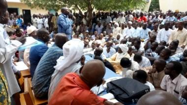 Tchad: la plateforme syndicale revendicative annonce à ses militants son intention de suspendre la grève