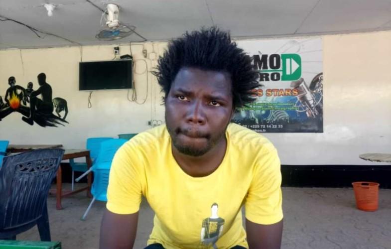 Culture : l'artiste N2A Teguil libéré après 24 heures de garde à vue
