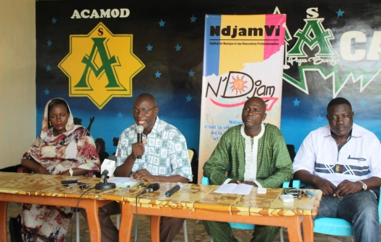 Culture : la 12ème édition de N'Djam Vi prévue du 28 Novembre au 1er décembre à Ndjamena