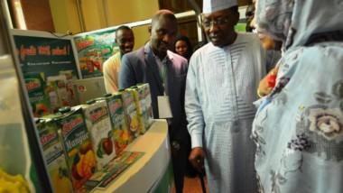 Tchad-Economie : Des produits locaux émerveillent le chef de l'Etat Idriss Déby Itno