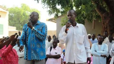 Tchad : «la grève du SET n'est pas pour désavouer la plateforme revendicative», Mahamat Nasradine Moussa