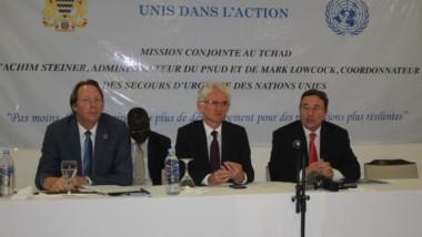 TCHAD: lutte contre la pauvreté et la malnutrition, OCHA et PNUD au chevet du Tchad