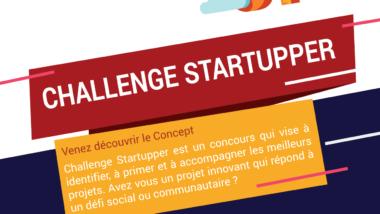 Entrepreneuriat : Chad Innovation oriente les jeunes  porteurs de projets pour le Challenge startupper de Total